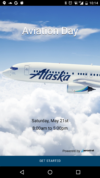 Alaska Airlines Aviation Day