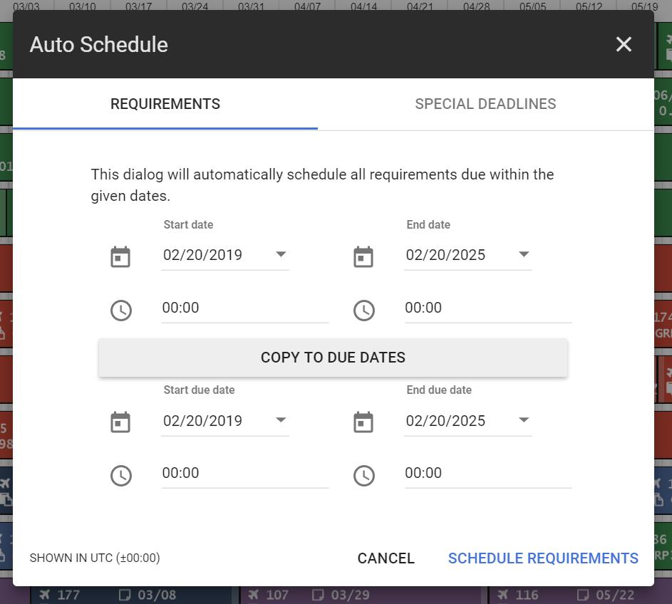 Auto-Scheduling
